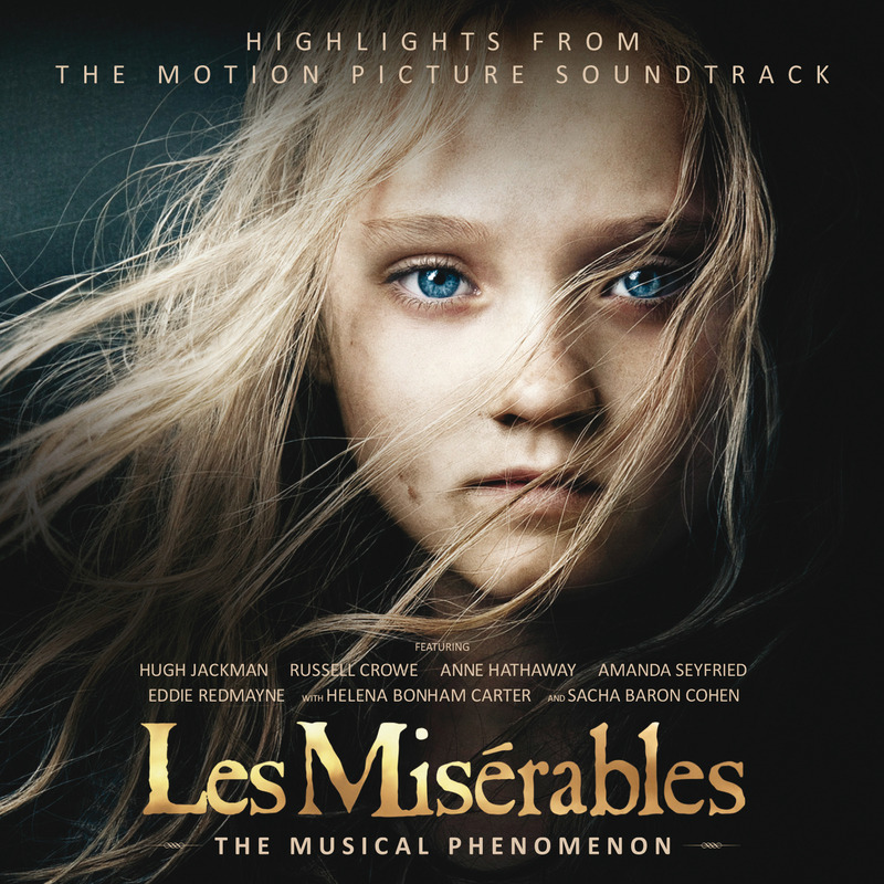 Les Miserables : Highlights From The Motion Picture Soundtrack 앨범정보